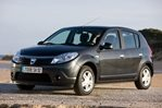 Car specs and fuel consumption for Dacia Sandero Sandero