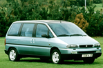 Car specs and fuel consumption for Fiat Ulysse 1- series