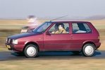 Car specs and fuel consumption for Fiat Uno 1- series