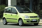 Car specs and fuel consumption for Fiat Panda 2- series