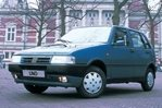 Car specs and fuel consumption for Fiat Uno 2- series