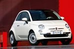 Car specs and fuel consumption for Fiat 500 500