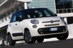Car specs and fuel consumption for Fiat 500L 500L