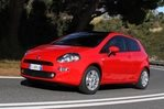 Car specs and fuel consumption for Fiat Punto Punto Evo- facelift