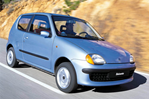 Car specs and fuel consumption for Fiat Seicento Seicento