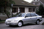 Car specs and fuel consumption for Ford Scorpio 1- series, Hatchbach