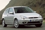 Car specs and fuel consumption for Ford Focus 1- series, Hatchback