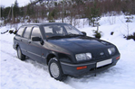 Fiches Techniques Ford Sierra 1- series, StationWagon