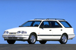 Car specs and fuel consumption for Ford Scorpio 1- series, StationWagon
