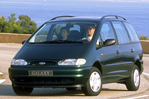 Car specs and fuel consumption for Ford Galaxy 1- series