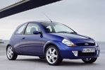 Car specs and fuel consumption for Ford Ka 1- series