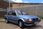Car specs and fuel consumption for Ford Orion 1-series