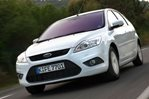 Car specs and fuel consumption for Ford Focus 2- series, Hatchback