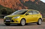 Car specs and fuel consumption for Ford Focus 3- series, Hatchback