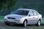 Car specs and fuel consumption for Ford Mondeo 3- series, Sedan