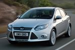 Car specs and fuel consumption for Ford Focus 3- series, Sedan