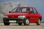 Car specs and fuel consumption for Ford Orion 3-series