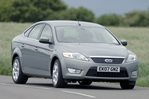 Car specs and fuel consumption for Ford Mondeo 4- series, Sedan