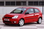 Car specs and fuel consumption for Ford Fiesta 5- series (Mk-6)