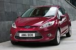 Car specs and fuel consumption for Ford Fiesta 6- series (Mk-7, Mk- 8)