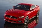 Car specs and fuel consumption for Ford Mustang 6- series