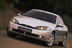 Car specs and fuel consumption for Ford Cougar Cougar