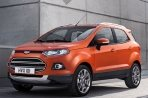Car specs and fuel consumption for Ford EcoSport EcoSport