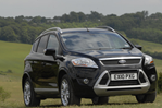 Car specs and fuel consumption for Ford Kuga Kuga- facelift