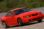 Car specs and fuel consumption for Ford Mustang Mustang