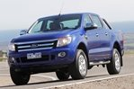 Car specs and fuel consumption for Ford Ranger Ranger