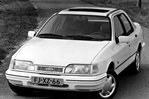 Car specs and fuel consumption for Ford Sierra Sedan