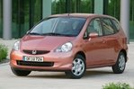 Car specs and fuel consumption for Honda Jazz 1- series