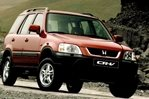Car specs and fuel consumption for Honda CR-V 1-series