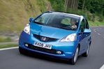 Car specs and fuel consumption for Honda Jazz 2- series