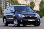 Car specs and fuel consumption for Honda CR-V 3-series