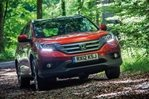 Car specs and fuel consumption for Honda CR-V 4-series
