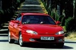 Car specs and fuel consumption for Hyundai Coupe 1- series
