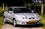 Car specs and fuel consumption for Hyundai Coupe 2- series