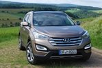 Car specs and fuel consumption for Hyundai Santa Fe 3- series