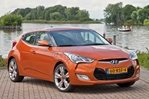 Car specs and fuel consumption for Hyundai Veloster Veloster