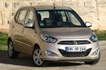 Car specs and fuel consumption for Hyundai i10 i10, facelift