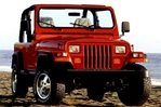 Car specs and fuel consumption for Jeep Wrangler 1- series (YJ)
