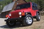 Car specs and fuel consumption for Jeep Wrangler 2- series (TJ)
