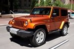 Car specs and fuel consumption for Jeep Wrangler 3- series (JK)- Facelift