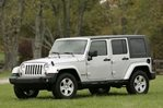 Car specs and fuel consumption for Jeep Wrangler 3- series (JK)