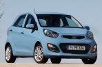 Car specs and fuel consumption for Kia Picanto 2- series