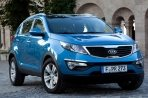 Car specs and fuel consumption for Kia Sportage 3- series
