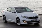 Car specs and fuel consumption for Kia Optima Optima