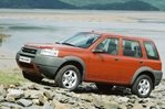 Car specs and fuel consumption for Land Rover Freelander 1- series- LongBase