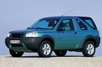 Car specs and fuel consumption for Land Rover Freelander 1- series